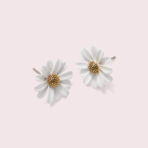 kate spade new york Into the Bloom Studs-Seven Season