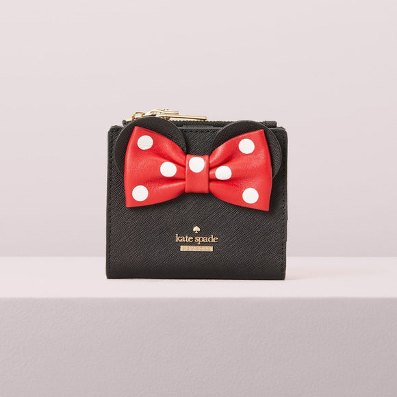 kate spade new york Minnie Mouse Adalyn Wallet-Seven Season