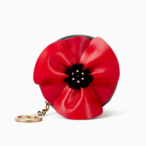 kate spade new york Ooh La La Poppy Coin Purse-Seven Season