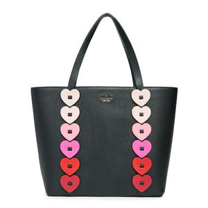 kate spade new york Ours Truly Ombre Heart Tote Bag-Seven Season