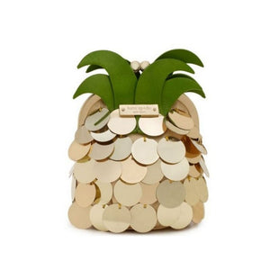 kate spade new york Pineapple Coin Purse-Seven Season