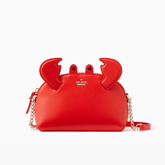 kate spade new york Shore Thing Crab Hilli Crossbody Bag-Seven Season