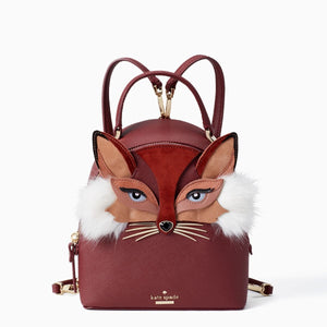kate spade new york So Foxy Fox Binx Backpack-Seven Season