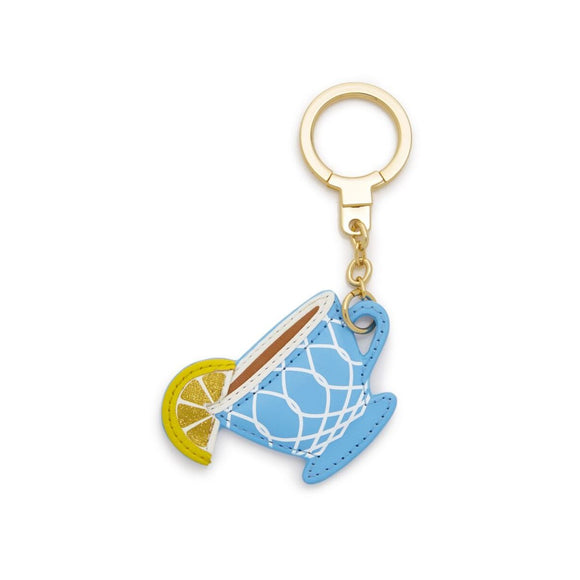 kate spade new york Tea Time Tea Cup Keychain-Seven Season