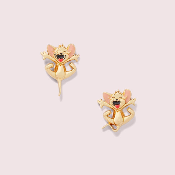 kate spade new york Tom and Jerry Studs-Seven Season