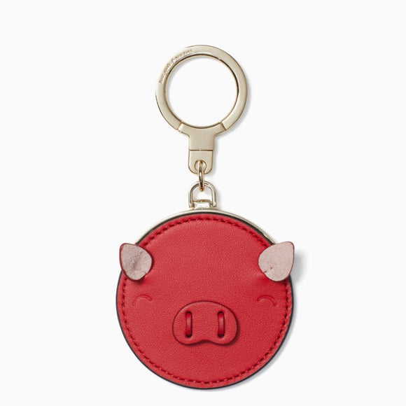 kate spade new york Year of the Pig Keychain-Seven Season