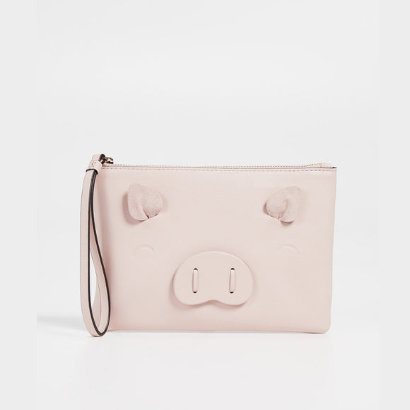 kate spade new york Year of the Pig Small Warm Vellum Willa Wristlet-Seven Season