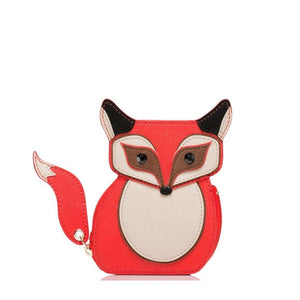 kate spade new york Blaze a Trail Fox Coin Purse-Seven Season