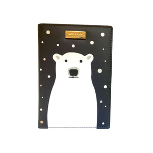 kate spade new york Cold Comforts Polar Bear Imogene Passport Holder-Seven Season