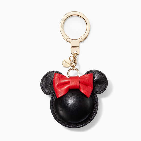 kate spade new york Disney Minnie Mouse Keychain-Seven Season