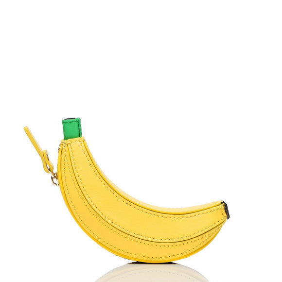 kate spade new york Flights of Fancy Banana Coin Purse-Seven Season