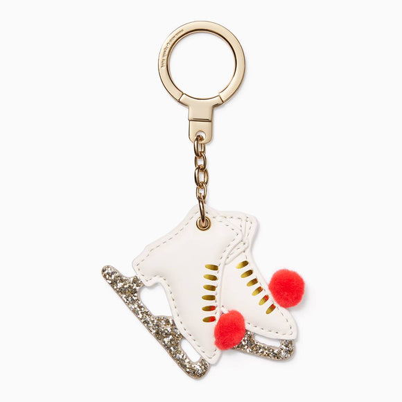kate spade new york Ice Skate Keychain-Seven Season