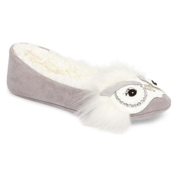 kate spade new york Samantha Owl Slippers-Seven Season