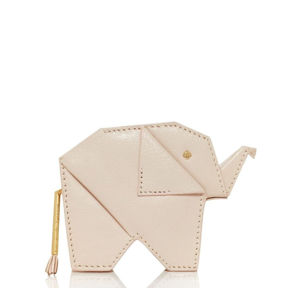 kate spade new york Strut Your Stuff Elephant Coin Purse-Seven Season