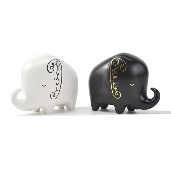 kate spade new york Woodland Park™ Elephant Salt and Pepper Shaker-Seven Season