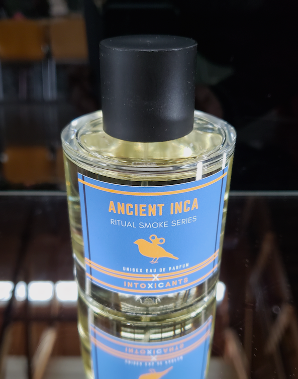 Ancient Inca - Eau de Parfum 100 mL - Ritual Smoke