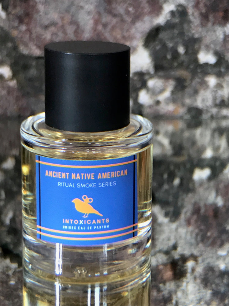 Native American - Eau de Parfum 100 mL - Ritual Smoke - Manifest Destiny