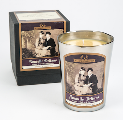 NOUVELLE ORLEANS Luxury Candle