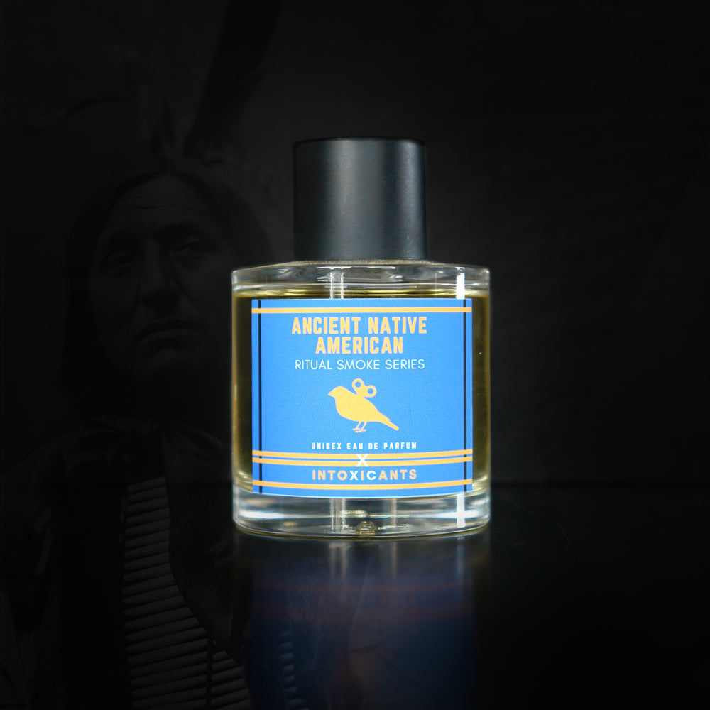 Native American - Eau de Parfum 50 mL - Ritual Smoke
