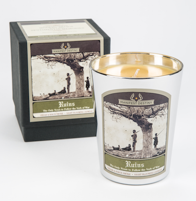RUINS Luxury Candle