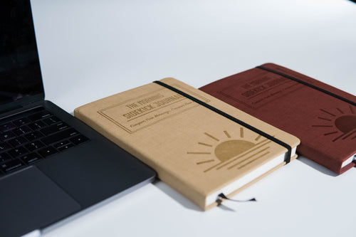 morning sidekick journal, miracle morning, wake up early, morning routine, habit tracker, productivity journal