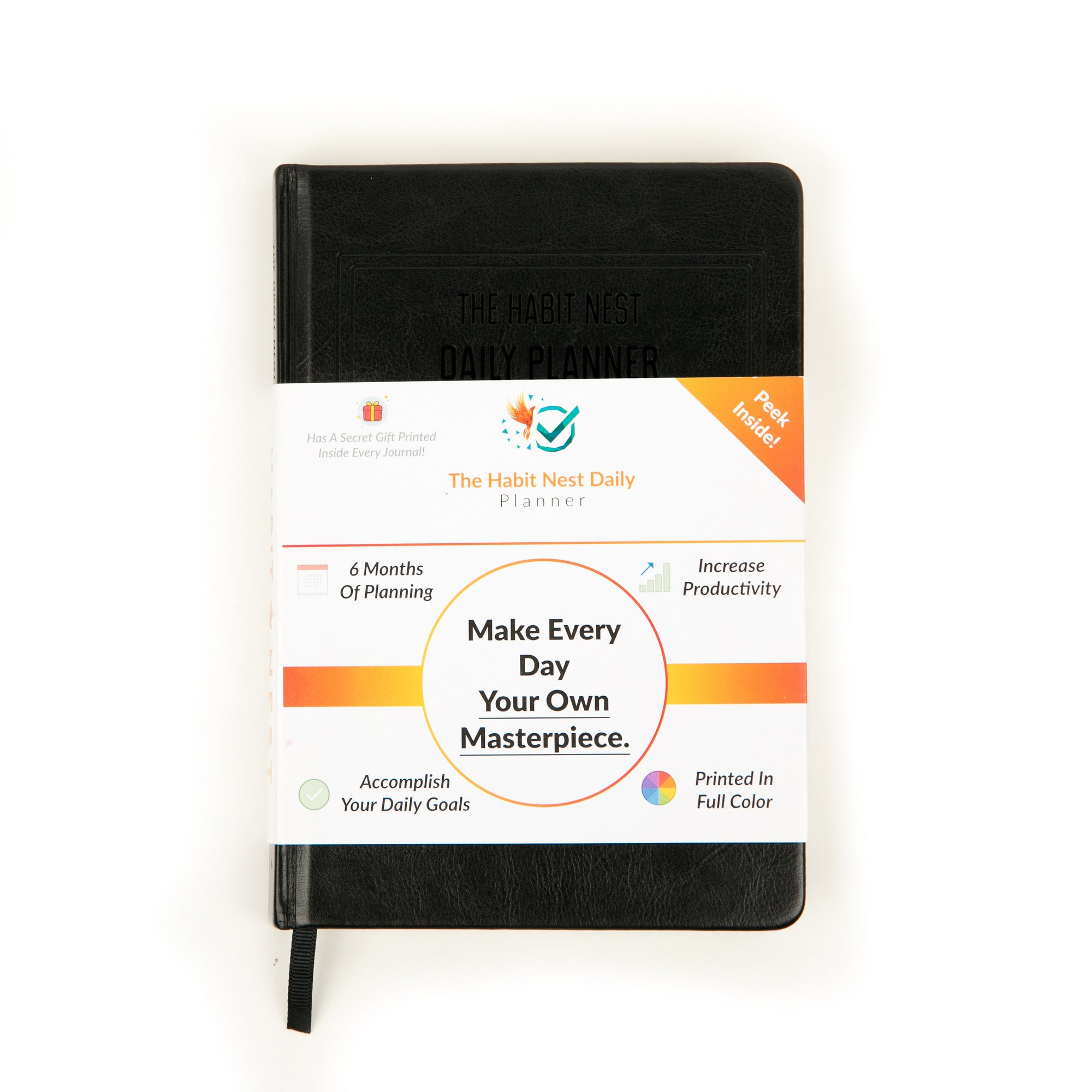 The Habit Nest Daily Planner
