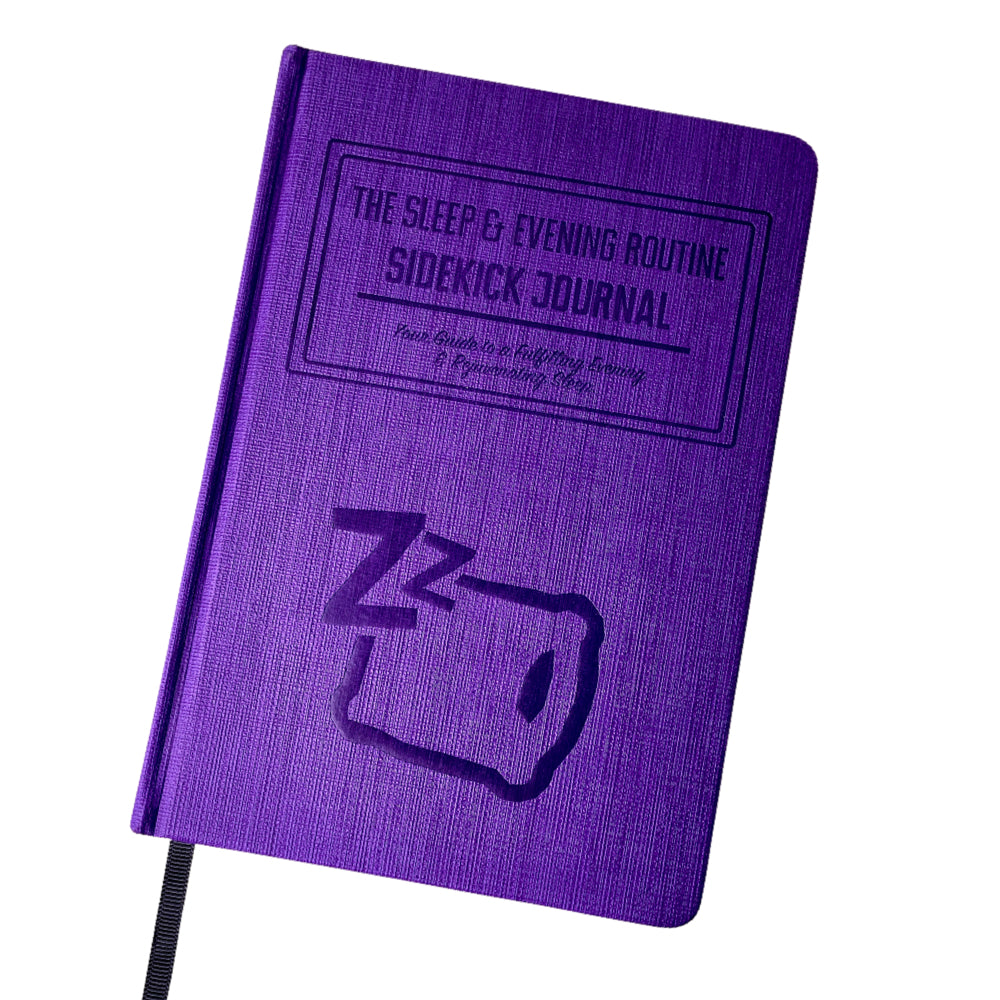 The Sleep & Evening Routine Sidekick Journal
