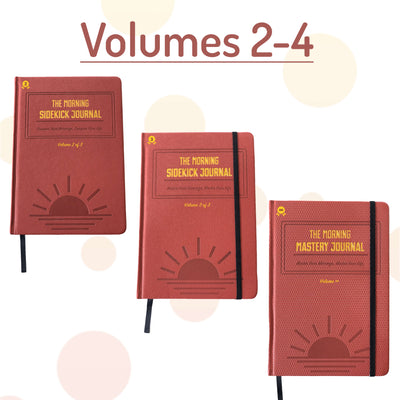 Morning Sidekick Add-Ons, Volumes 2-4