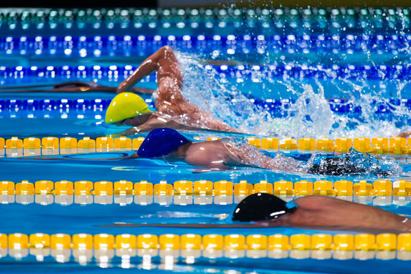 Top 5 Male and Female Swimmers of All Time