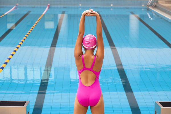 Competitive Swimming – Top 5 Tips for the big Race Day