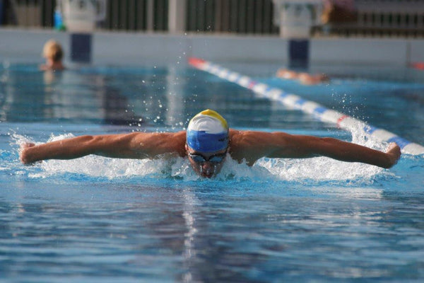 technique in swimming
