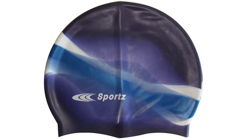 Multi Purple Camouflage Cap
