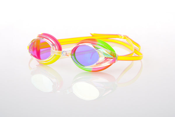 Profiler Goggles - Yellow Rainbow
