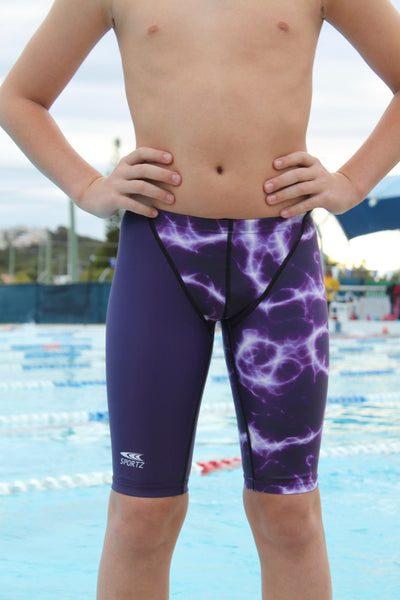 Purple Lightening Jammers