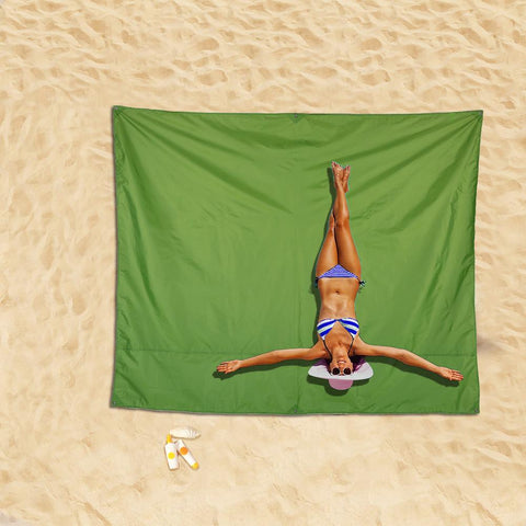 Sand Free Nylon Beach Blanket