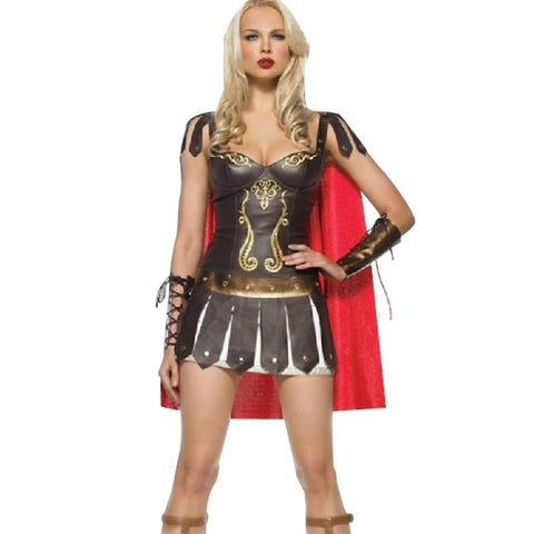 Gladiator/Spartan Warrior Princess