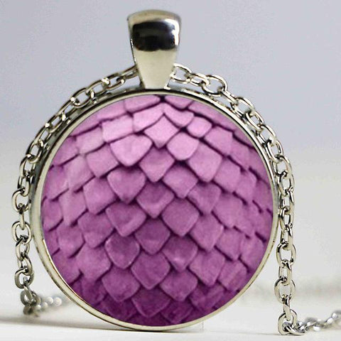 Game of Thrones: Dragon Egg Necklace