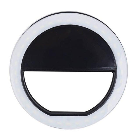Universal Smartphone LED Selfie Light Ring