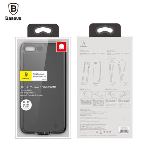 ULTRA SLIM IPHONE BATTERY CASE 7 / 7 Plus