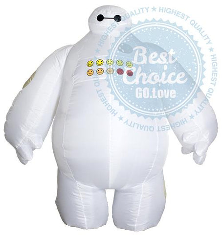 Big Hero 6 Inflatable Baymax Costume