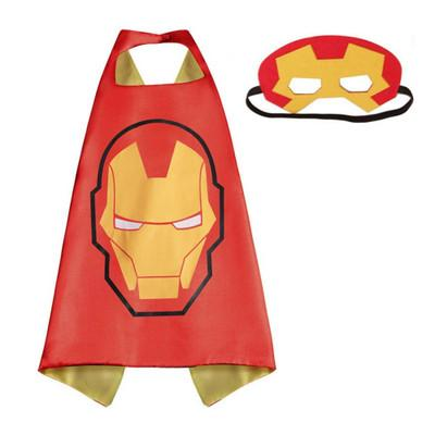 Superhero Cape and Mask Set