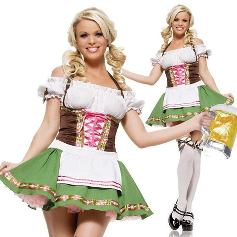 German Oktoberfest Costume