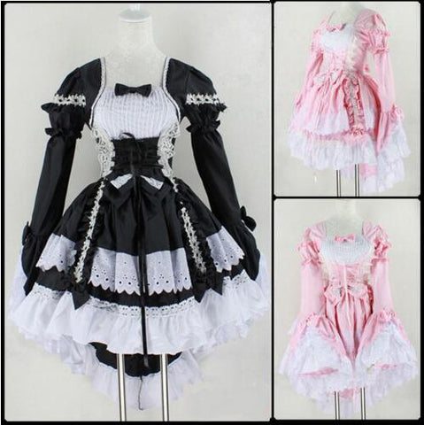 Vintage Maid Uniform