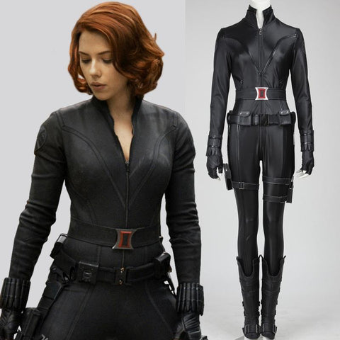 Avengers Black Widow Costume