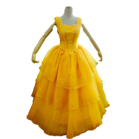 Beauty & The Beast Costume