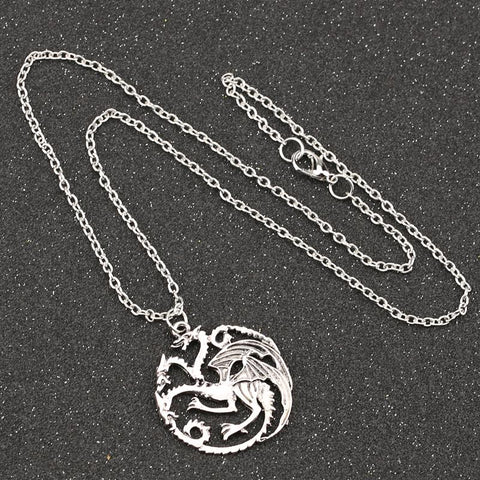 Game Of Thrones: Dragon Necklace