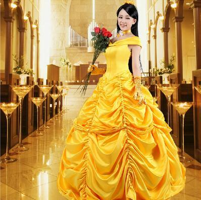 Deluxe Beauty & The Beast Dress