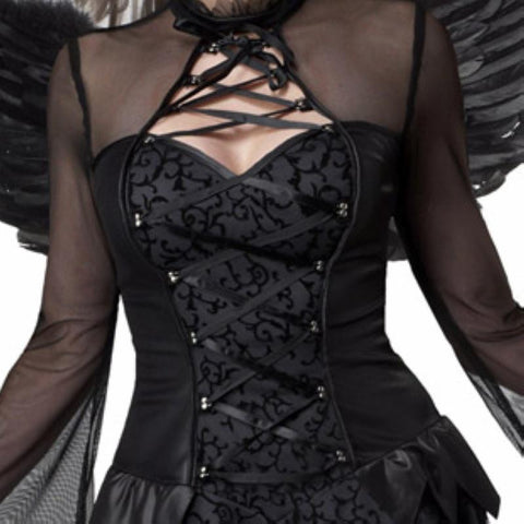 Dark Angel Costume & Wings