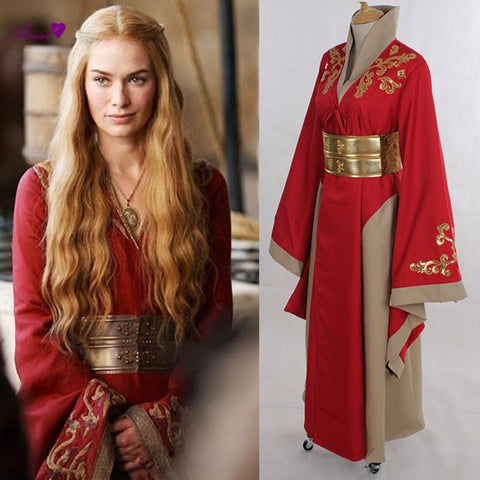 Game of Thrones: Queen Cersei Lannister Costume