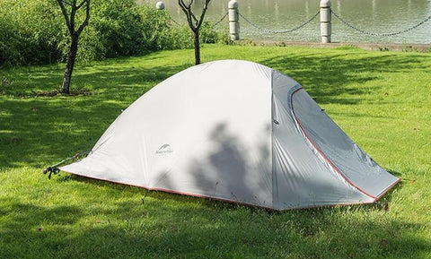2.6 lb Ultralight 1-2 Person 4 Season Backpacking Tent